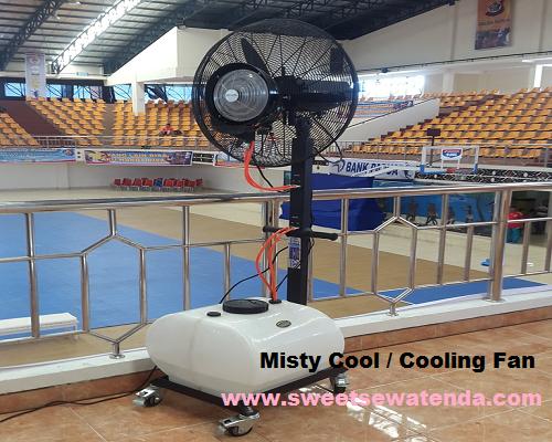 Cooling Fan/Misty Cool