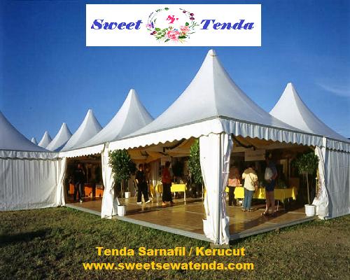 Tenda Sarnafile/Kerucut