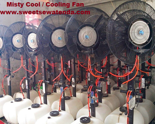 Cooling Fan/Misty Cool
