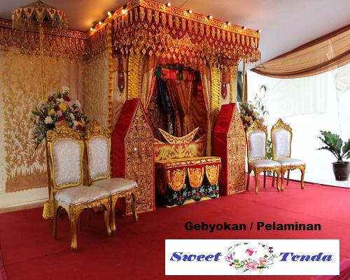Gebyokan/Pelaminan